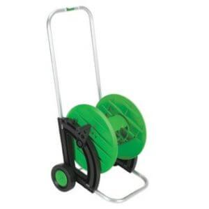 enrolador de mangueira com carrinho