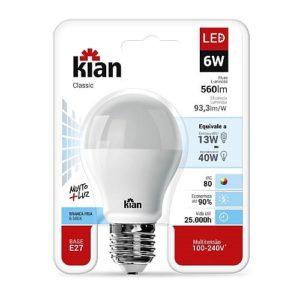 lampada led 6w