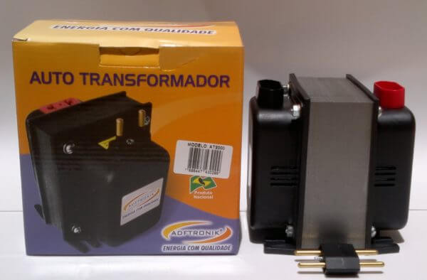 autotransformador 2000va