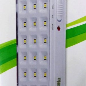 luminaria de emergencia led