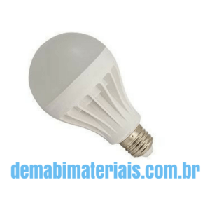 potência de lâmpadas led