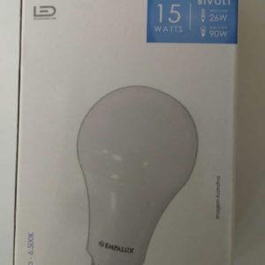 lampada led 15w