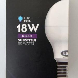 lampada led 18w