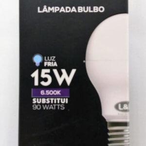 lâmpada led 15w